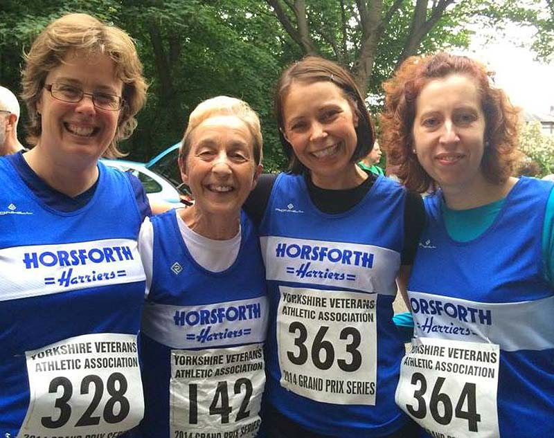 Absolute Beginners - Horsforth Running Club