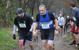 Keith Park at Chevin Chase 2015 by Scott Weston