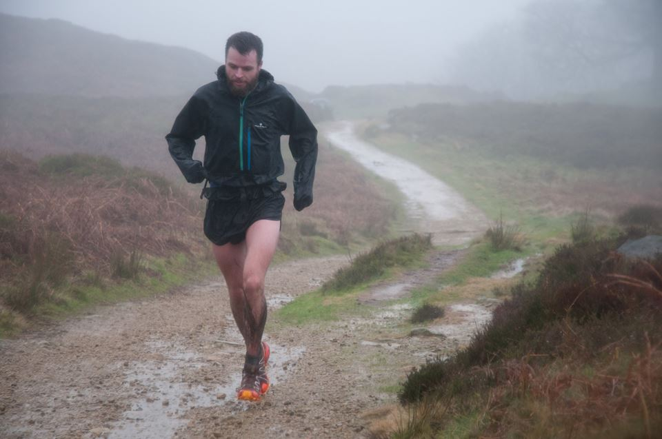 Rob Furness at Rombalds Stride