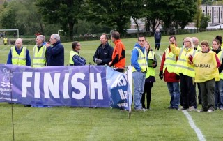 Marshals at ABC 2013 by Tony Hazell