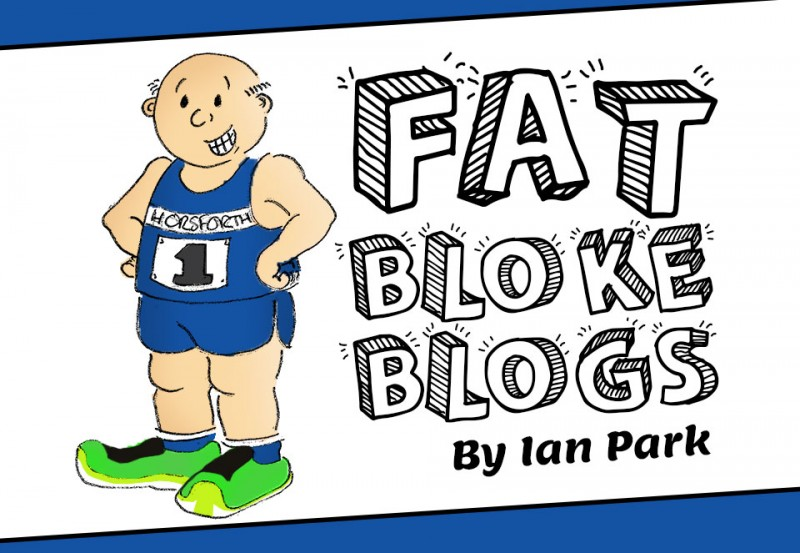 Fat Bloke Blogs by Ian Park