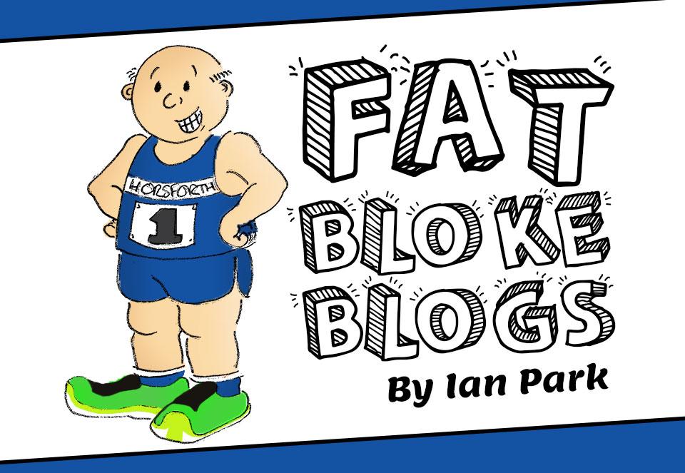 Fat Bloke Blogs by Ian Park